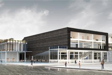 Şehitkamil Belediyesi Sanat Merkezi Ulusal Mimari Fikir Projesi Yarışması