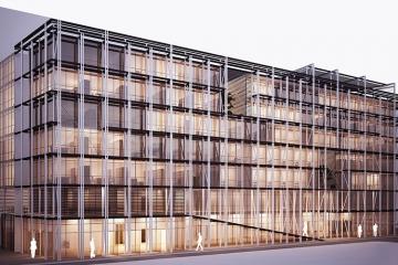 İzmir Kalkınma Ajansı Hizmet Binası Yarışması