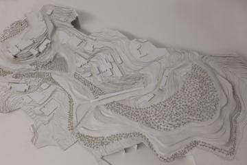 Düzce Üniversitesi  Kampüsü Tasarım Yarışması